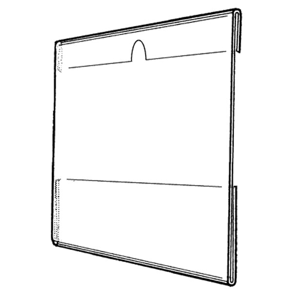 Wall Frames with Notch