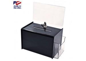Upscale Ballot Box with Lock