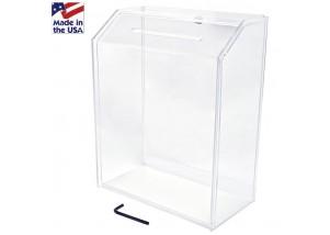 Medium Acrylic Ballot Box