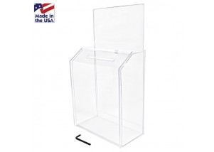 Acrylic Box with Riser