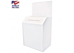 Large (White) Ballot Box