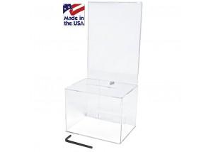 Small CLEAR Ballot Box