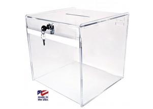 Deluxe Medium Ballot Box