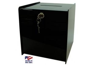 Deluxe (Black) Ballot Box
