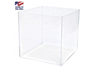 Clear Acrylic Open Top Bins