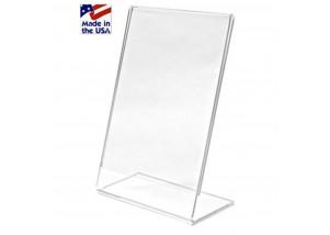 Clear Vertical Frames