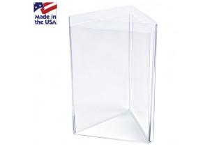 Three Panel Table Tent Display