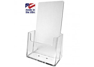 BEST SELLER Clear Trifold Brochure Holder