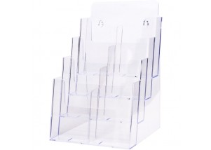 4 Tiered Large Flyer Holder