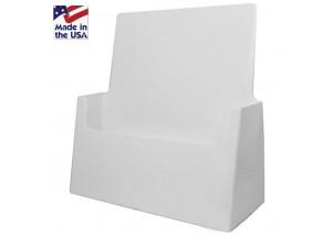 WHITE Letter Size Holders