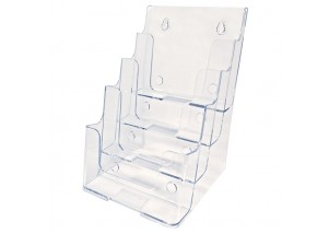 4 Tiered Pamphlet Holders