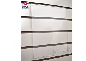 Slatwall Wall Frame with BC