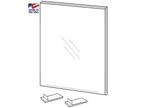 Clear Acrylic Wall Frame